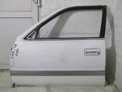 Дверь боковая передняя левая Toyota Cresta, GX81, JZX81, LX80, SX80