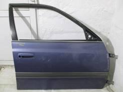 Дверь боковая передняя правая Toyota Carina AT212, AT211, CT210