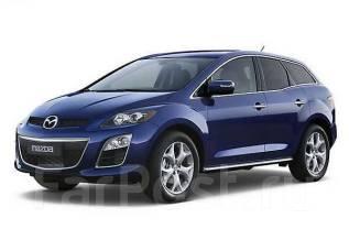Светодиодные линзы в фары Mazda CX-7 2006-2012. Mazda CX-7, ER, ER19, ER3P L3VDT, L5VE, R2AA