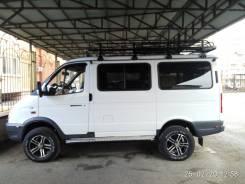 ГАЗ 22177. Продается специализированный микроавтобус, 7 мест