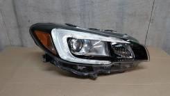 Фара правая Subaru Impreza WRX VA LED (2013-) европеец левый руль