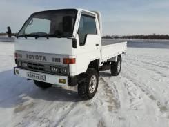 Toyota ToyoAce. Toyota Toyo Ace, 2 800куб. см., 1 500кг., 4x4