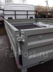 Бортовой кузов ГАЗ-3302 нового образца в Екатеринбурге
