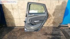 Дверь задняя правая Opel Astra J 2010, Хэтчбек