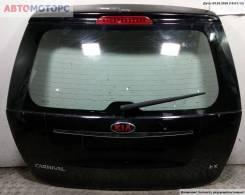 Крышка (дверь ) багажника Kia Carnival 2006 (Минивэн)