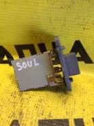 Реостат печки Kia Soul
