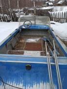 Казанка-5М3. двигатель без двигателя