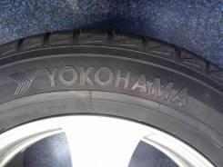 Yokohama Ice Guard IG50. зимние, без шипов, 2010 год, б/у, износ 30%