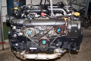 Двигатель в сборе. Subaru Forester, SH9, SH9L EJ255
