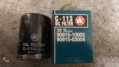 Фильтр масляный VIC Япония C-113. Цена 300р/