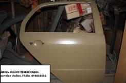 Дверь Fabia задняя правая седан, х/б 6Y6833052