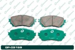 Дисковые тормозные колодки G-Brake GP03159 GP03159