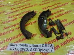 Колодки тормозные задние барабанные к-кт Mitsubishi Libero Mitsubishi Libero 1999.07.1