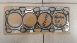 Прокладка ГБЦ Hover H3/H5 4G63/4G64 2.0/2.4 металл SMD346924, MD346924, SMD346925, MD346925