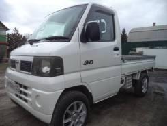 Mitsubishi Minicab. Продам грузовик ммс миникаб, 700куб. см., 1 000кг., 4x4