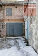 Гаражи капитальные. улица Нерчинская 42, р-н Центр, 64,8кв.м., электричество, подвал. Вид снаружи