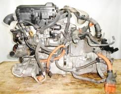 Двигатель Toyota Prius 2004 [19000-21290] NHW20, 1Nzfxe