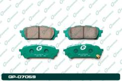 Колодки тормозные дисковые. Subaru Impreza WRX, GD9, GDG, GGG Subaru Forester, SG5, SG9, SG9L Subaru Impreza, GD9, GDA, GDC, GDD, GDE, GG2, GG3, GG9...