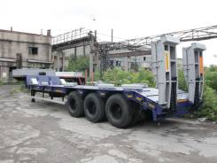 Чмзап 9990. Полуприцеп-тяжеловоз Чмзап-9990 (60 тонн), 60 000кг. Под заказ