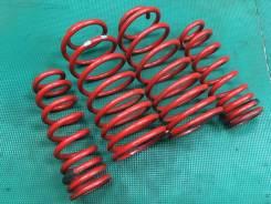 Пружина подвески. Toyota Hilux Surf, GRN215, GRN215W, KDN215, KDN215W, RZN210, RZN210W, RZN215, RZN215W, TRN210, TRN210W, TRN215, TRN215W, VZN210, VZN...