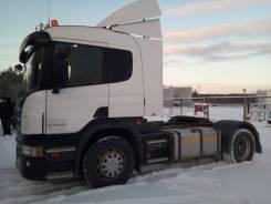 Scania P400. , 12 740куб. см., 19 000кг., 4x2