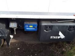 Stas. Продается Полуприцеп-щеповоз BioStar S300ZX, 91 м3 б/у, 36 500кг.