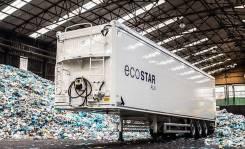 Stas. Продается Мусоровоз EcoStar, пол 10 мм, 2020 год, 36 000кг.