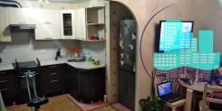 2-комнатная, улица Фадеева 12б. Фадеева, агентство, 42,0кв.м. Кухня