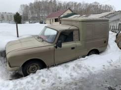 Иж-2715. Продаётся грузовой фургон