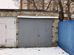 Гаражи капитальные. улица Володарского 54, р-н ДОРа, центр, 16,9кв.м., электричество, подвал.