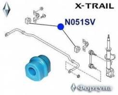 Втулка стабилизатора. Nissan X-Trail, NT30, PNT30, T30 QR20DE, QR25DE, SR20VET, YD22ETI