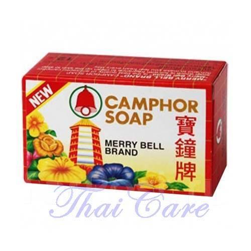 Камфорное мыло Мерри Белл Merry Bell Brand Camphor soap, 50 гр