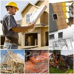 Строительство дома, бани, беседки, сооружения. Фундаменты. Недорого