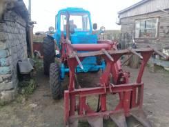 МТЗ 80. Продается трактор мтз80 с куном, 80 л.с.