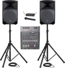 Аренда звукового оборудования.