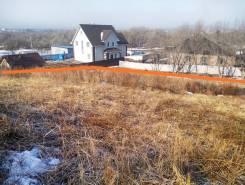 Продам земельный участок, вблизи от Центра города в Уссурийске. 1 500кв.м., собственность, электричество. Фото участка
