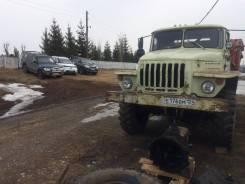 Урал 5557. Продается грузовик , 10 850куб. см., 8 000кг., 6x6