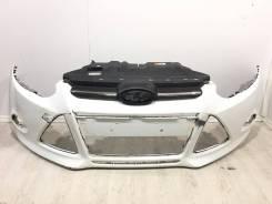 Бампер передний Ford Focus 3 до рест