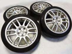 "Диски Speedline c шинами 215x45x18 Dunlop. 7.5x18"" 5x114.30 ET45"