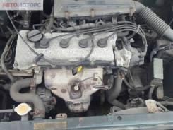 АКПП Nissan Almera N15 (1995-2000) 1996, 1.6л, бензин ( JF404E)