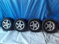 Комплект колёс Yokohama BluEarth 185/70 R14