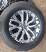 """Колёса Новые на оригинальных дисках VW Touareg 2018г. 8.0x18"""" 5x112.00 ET25 ЦО 66,6мм."""