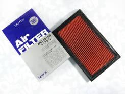 Японский воздушный фильтр с пропиткой Nitto 4NC-1011W 16546-AA020 4NC-1011W