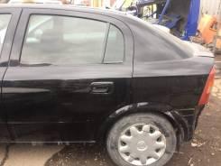 Дверь Opel Astra G 2002, левая задняя