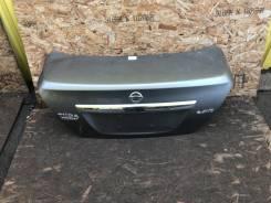 Крышка багажника Nissan Tiida Latio
