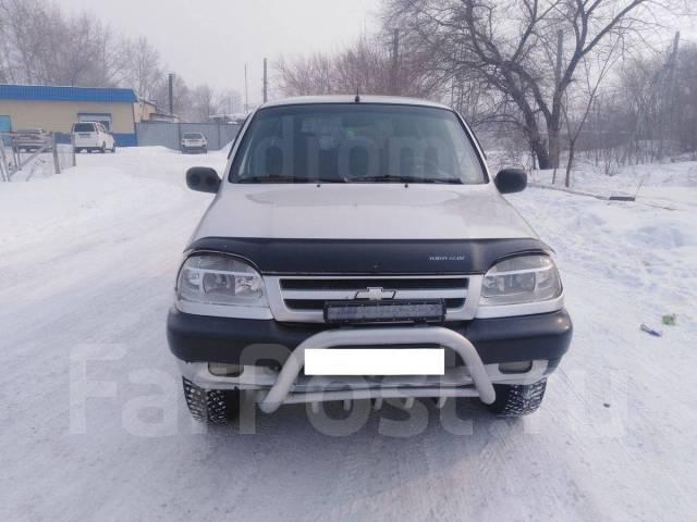 Продам срочно Chevrolet Niva, 2007 год - Chevrolet Niva, 2007 - Продажа легковых автомобилей в Комсомольске-на-Амуре