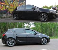 Пружина подвески. Opel Astra, L35, L48, L67, L69, P10 A13DTE, A14NEL, A14NET, A14XEL, A14XER, A16LET, A16XER, A16XHT, A17DTC, A17DTE, A17DTF, A17DTJ...