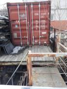 20 тонный контейнер под склад. 13,8кв.м., улица Забурхановская 102, р-н центр