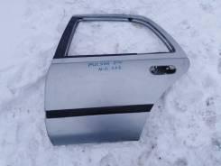 Дверь Nissan Pulsar, левая задняя FN14