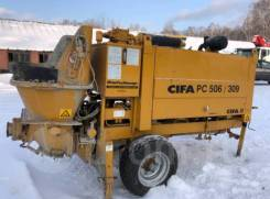 Cifa PC 506/309. Продаю бетононасос CIFA PC 506, 2 600куб. см., 120,00м.